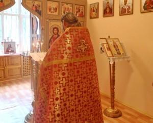 молитвенная комната во имя святителя Луки